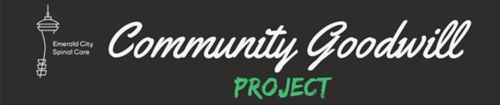 Chiropractic Seattle WA - Community Goodwill Project