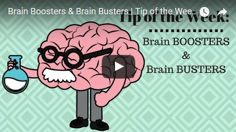 Chiropractic Seattle WA Tip of the Week - Brain Boosters