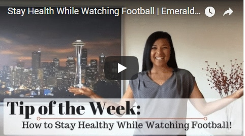 Chiropractic Seattle WA Tip of the Week - Football