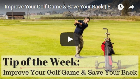 Chiropractic Seattle WA Tip of the Week - Golf Game