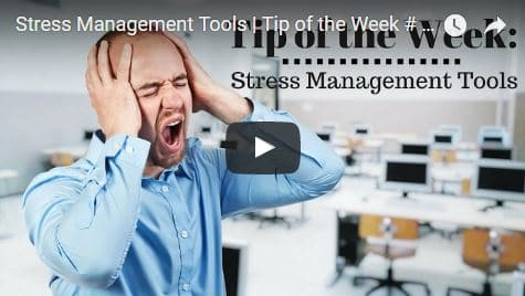 Chiropractic Seattle WA Tip of the Week - Stress Tools
