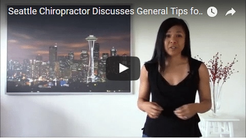 Chiropractic Seattle WA Tip of the Week - Stretching