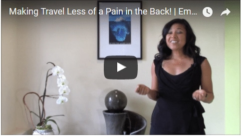 Chiropractic Seattle WA Tip of the Week - Travel Less Painful
