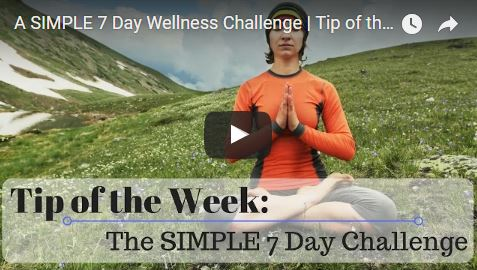Chiropractic Seattle WA Tip of the Week - Wellness Challenge