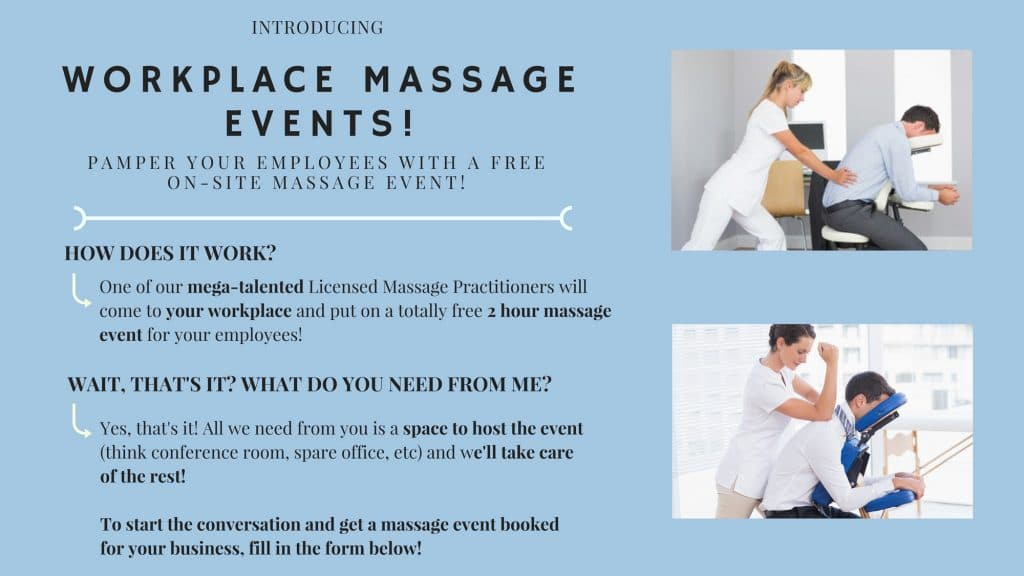 Massage Events in Seattle WA - Emerald City Spinal Care