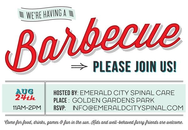 Barbecue Event